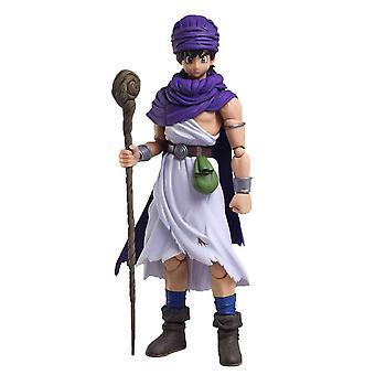 Dragon Quest v Hero Bringe Kunst Action Figur