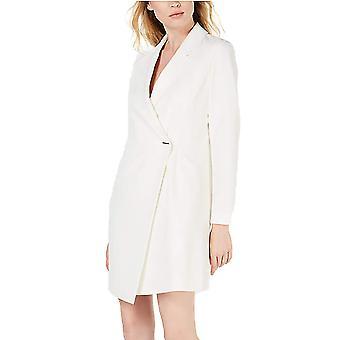Bar III   Solid Blazer Dress