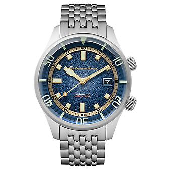 Spinnaker vintage bradner watch for Men's Analog Automatic with stainless steel bracelet SP-5062-22