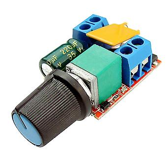 Lixf-mini Dc Motor Pwm Speed Controller، مفتاح التحكم في سرعة المحرك 5a Dc