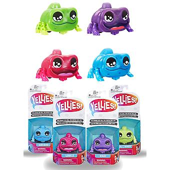 2-Pack Yellies! Lizard Lizard Pets That React to Your Voice