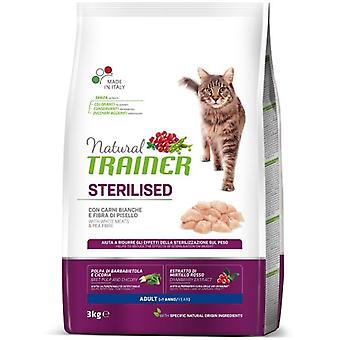 Trainer Natural Adult Sterilised White Fresh Meat (Cats , Cat Food , Dry Food)