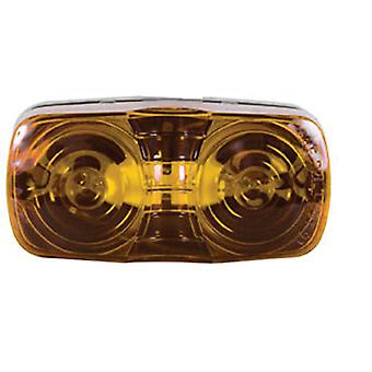 Optronics MC42AS Bulleye Clearance Light Amber