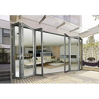 Kiina Puiset alumiiniovet Windows Kaksitaittoinen Hench