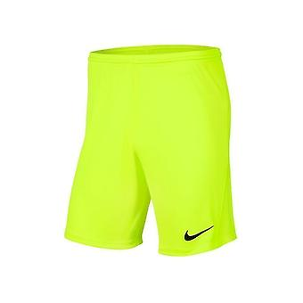 Nike JR Park Iii Knit BV6865702 universal all year boy trousers
