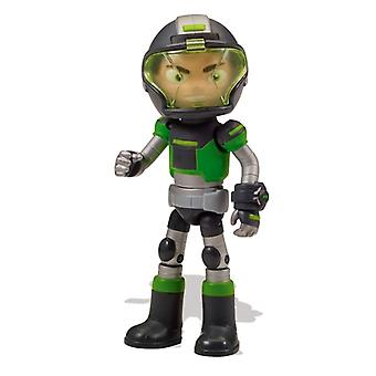 Ben 10 action figures - space armor ben for ages 4+