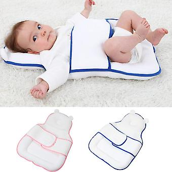 Newborn Baby Portable Sleeping Crib Mat With Pillow Protection Safe Cot Mattress Bed