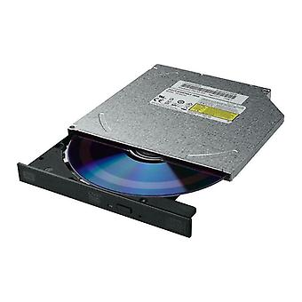LiteOn 8x Internal Slim DVD-RW Black OEM DS-8ACSH