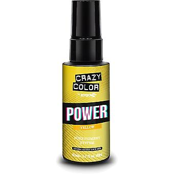 Renbow Crazy Color Power Pure Pigment System - Yellow 50ml (002554)