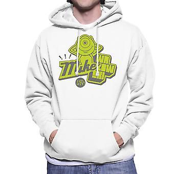 Pixar Monsters Inc Mike Wazowski I Was On TV Men's Hooded Sweatshirt