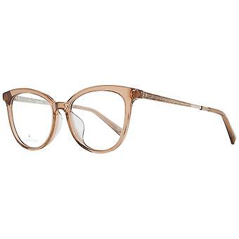 Beige Women Optical Frames