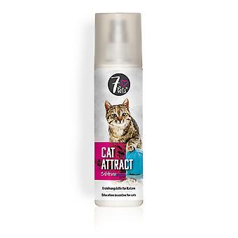 SCHOPF 7Pets® Cat Attract، 200 مل