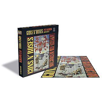 Guns n' roses - appetite for destruction 1 album cover 500pc puzzle