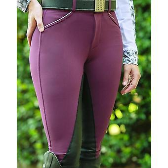 Elastische aristocratische paardensport broek Knight Fashion Slim Body