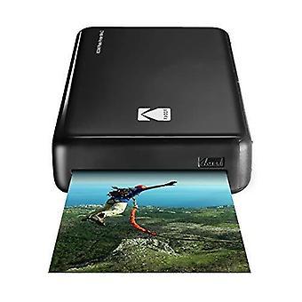 Kodak mini 2 hd drahtloser mobiler Sofortbilddrucker mit 4pass patentierter Drucktechnologie, compa wom32457