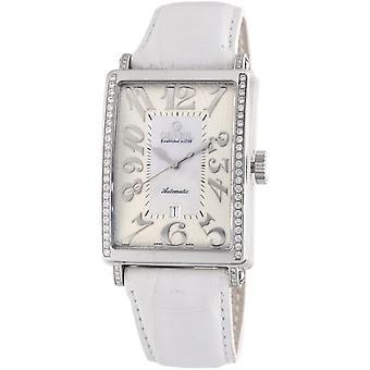 Gevril Mujeres's 6209NE Glamour Automático Reloj de Diamante Blanco [Reloj]