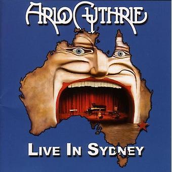 Arlo Guthrie - Live i Sydney [CD] USA import