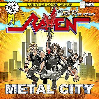 Metal City [CD] USA import