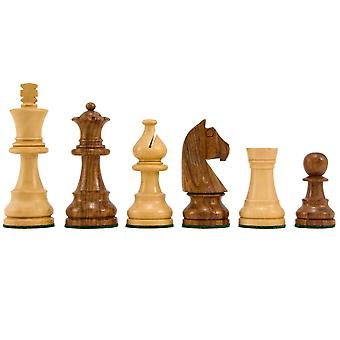 Down Head Knight Sheesham Staunton Chess Pieces 3 Inches