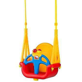 Hus have swing for børn 3in1
