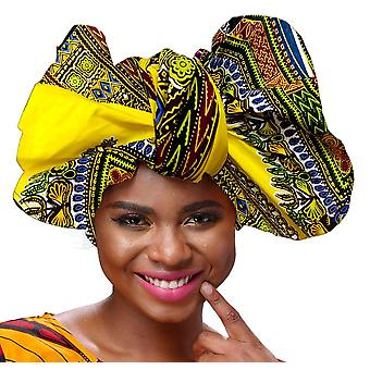 Cheveux africains headwrap's