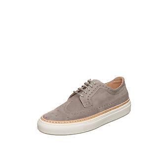 Grey shoes Pantofola D-apos;oro man