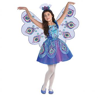 Dress-up set Peacock Girls Polyester At407626