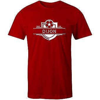 ديجون 1936 أنشئت شارة كرة القدم تي شيرت