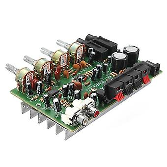 Electronic Circuit Board 12v 60w Hi Fi Stereo Digital Audio Power Amplifier