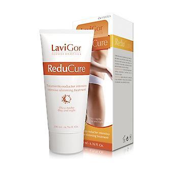 Reduce 200 ml of cream
