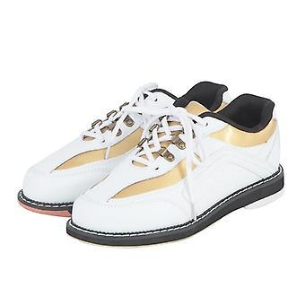 Men Bowling Shoes, Soft Footwear Classic Platform Sneakers, Women Wearable