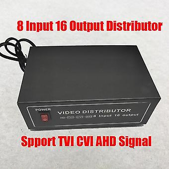 Tvi Cvi Ahd Cvbs Signal Video Distributor Amplifier