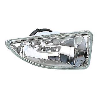 Luz antiniebla lateral derecha del conductor