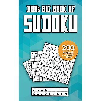 Dad's Big Book of Sudoku by Jack Goldstein - 9781785385353 Book