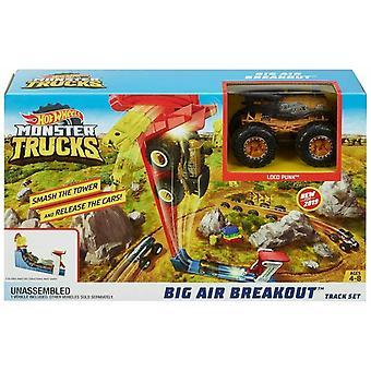 Hot wheels monster truck big air breakout