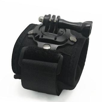Rotating Wrist Hand Strap Band, Tripod Mount Holder For Gopro Hero, Action