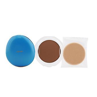 Shiseido UV Protective Compact Foundation SPF 36 (Gehäuse + Nachfüllung) - bei Dunklebeige 12g/0,42 Unzen