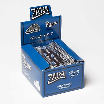 La Flor del Pirineo Zara Liquorice Box 100 Bars