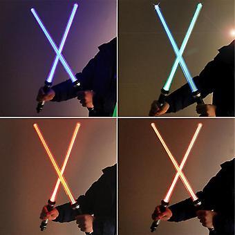 Lashing Ninja Cosplay Light Saber Led Sword With Sound And Light