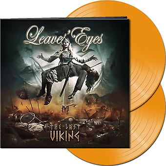 Leaves Eyes - Siste Viking (Hazy Orange Vinyl) [Vinyl] USA import