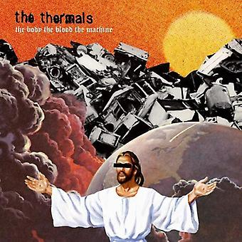 Thermals - Body the Blood the Machine [CD] USA import