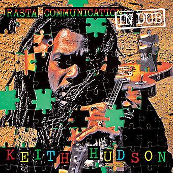 Keith Hudson - Rasta Communication in Dub [Vinyl] USA import