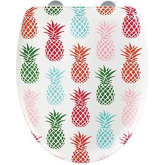 WC zit ananas 38 x 45 cm Duroplast