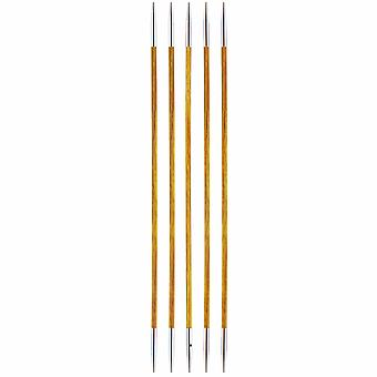 Knitpro Royale: Knitting Pins: Double-Ended: Set of 5: 15cm x 2.25mm