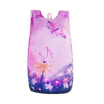 Lightweight Nylon Foldable Waterproof Backpack Bag