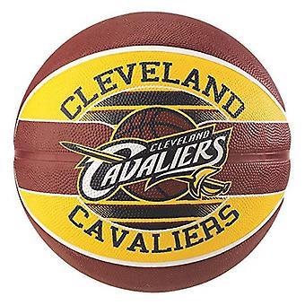 Spalding NBA virallinen joukkue logo pallo Cleveland Cavs kestävä kumi koripallo
