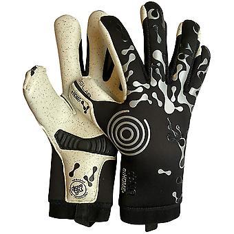 GG:LAB e:XOME+ MEGAGRIP Finger Protection Junior Goalkeeper Gloves
