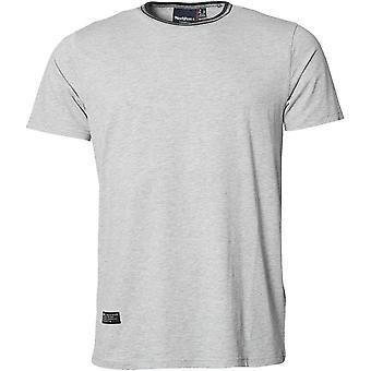 North 56°4 Contrast Neck Fashion T-Shirt