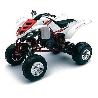 Yamaha Raptor 660R Quad Bike Plastic Model Motorcycle
