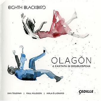 Trueman / Eighth Blackbird / Mudoon - Cantata in Doublespeak [CD] USA import